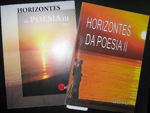 2 COLECTÂNEAS DE POESIA