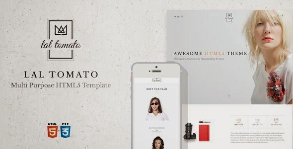 Lal Tomato | Multipurpose HTML5 Template