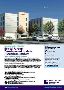 Bristol Airport Development Update - Future of Hotel Construction?