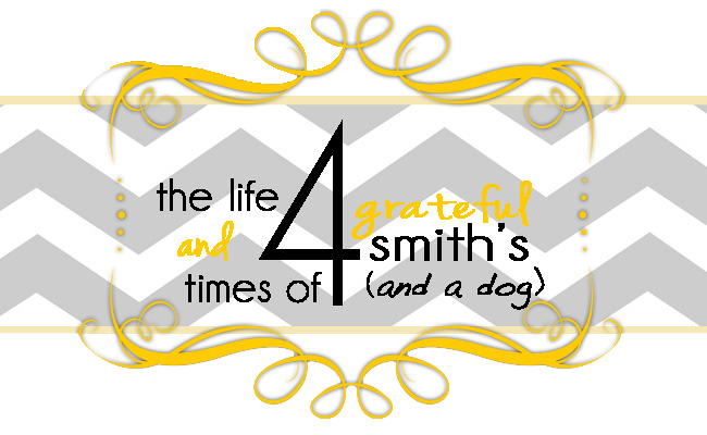 The Life & Times of 4 Smiths
