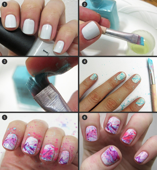 25 Easy Nail Art Designs (Tutorials) for Beginners - 2019 Update