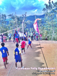 Turnamen Volly Putra Ngambarsari 6