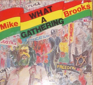 MIKE BROOKS LP(MELO DE CONHAQUE DREAD)