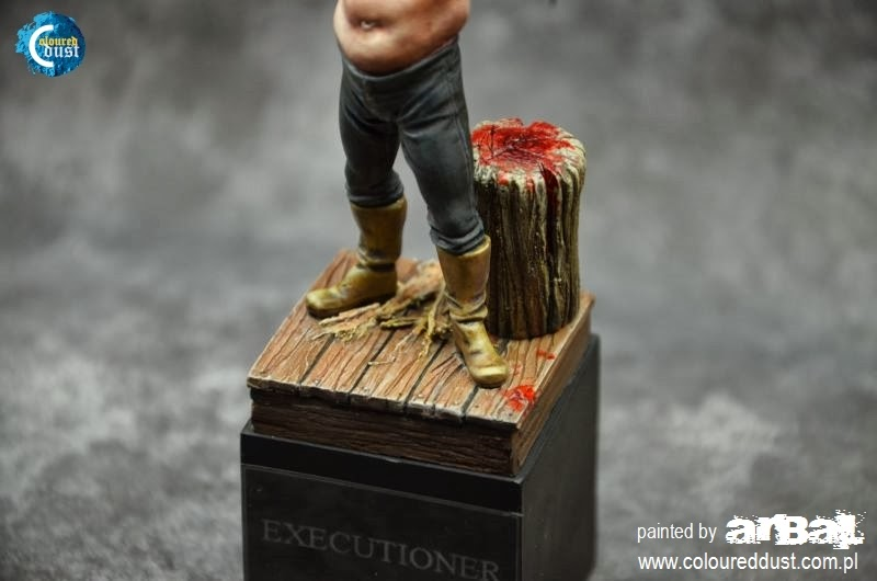 Executioner Coloured Dust