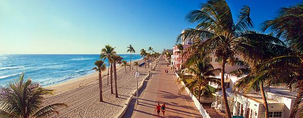 Praia Fort Launderdale