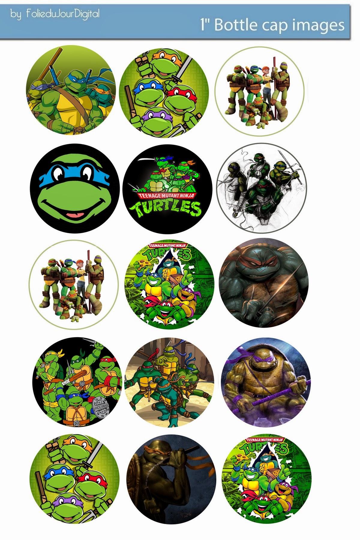 Ninja Turtle Birthday Invitations Printable Free with best invitations sample