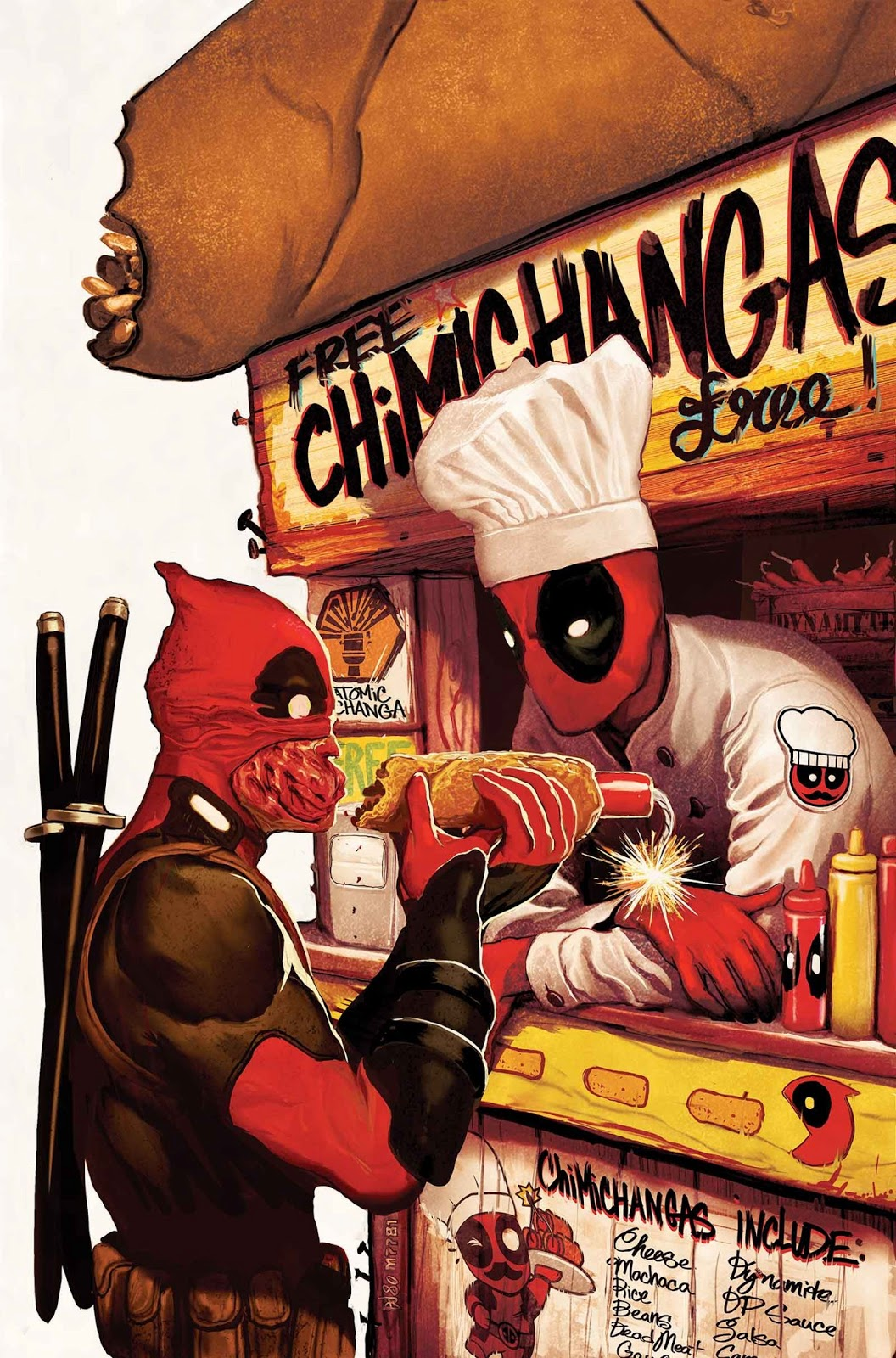 August 2013 Deadpool Comics | Deadpool Bugle