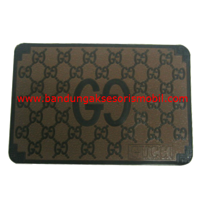 Dash Mat Gucci Colour Coklat Big Japan
