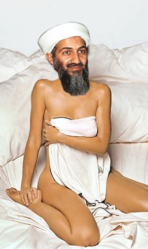obama bin laden funny. Osama Bin Laden Pakistan