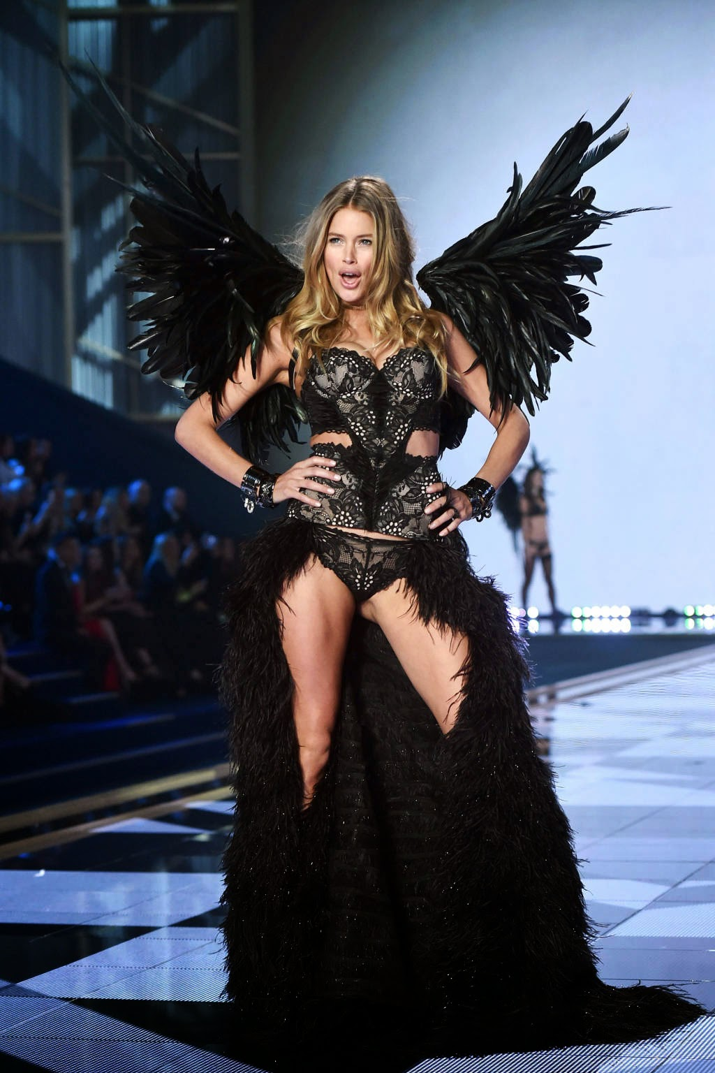 Vs Angel Fashion Show Falls Complaints