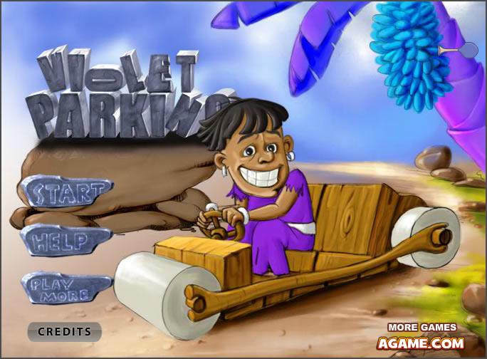 Truck Game : Gb Violet Parking