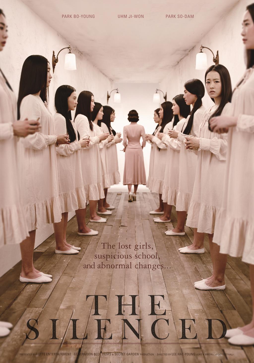 Ngôi Trường Ma Quái - The Silenced