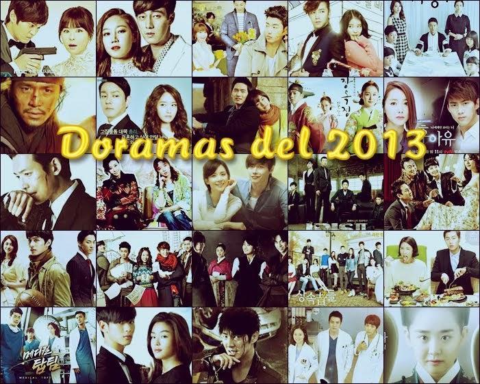 Los Doramas del 2013