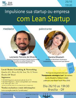 TalkShow Brasilia-DF 26/10