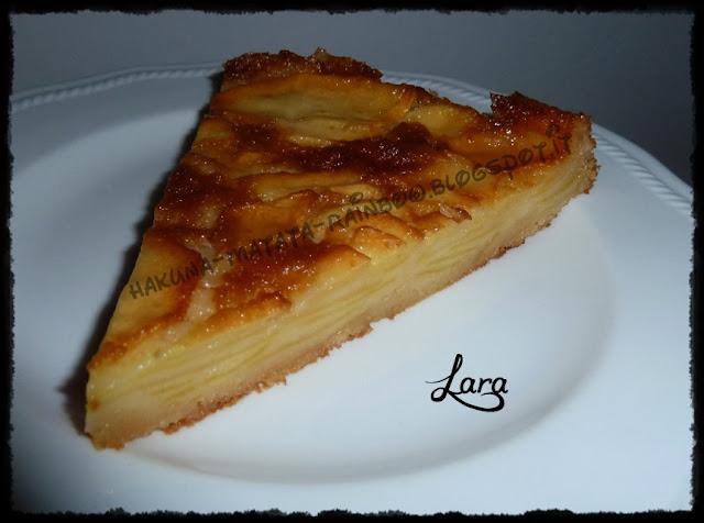 torta di mele buonissima - bolzano apple cake