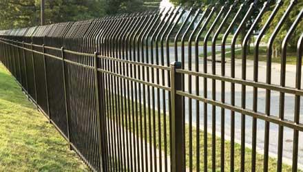 Custom Driveway Gates Automatic Swing Sliding Security Gates