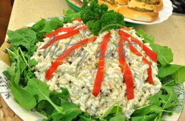 Oktay Usta Börülceli Makarna Salatası Tarifi Yeşil Elma