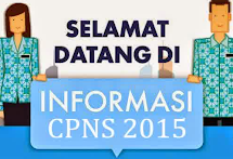 INFO FORMASI CPNS 2015