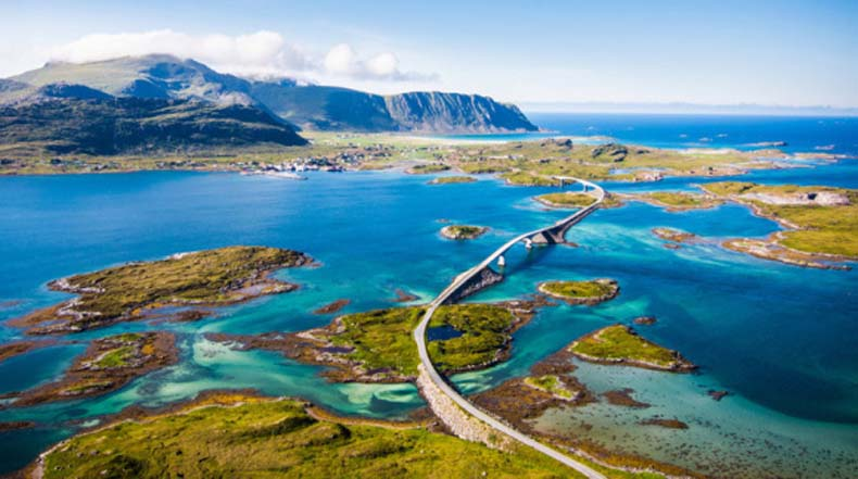 Este timelapse hará que desees visitar Noruega