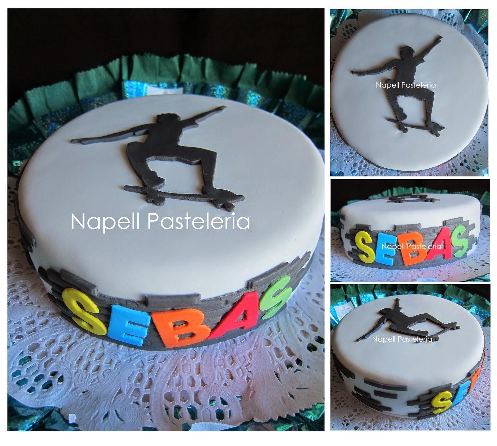 Torta Skater