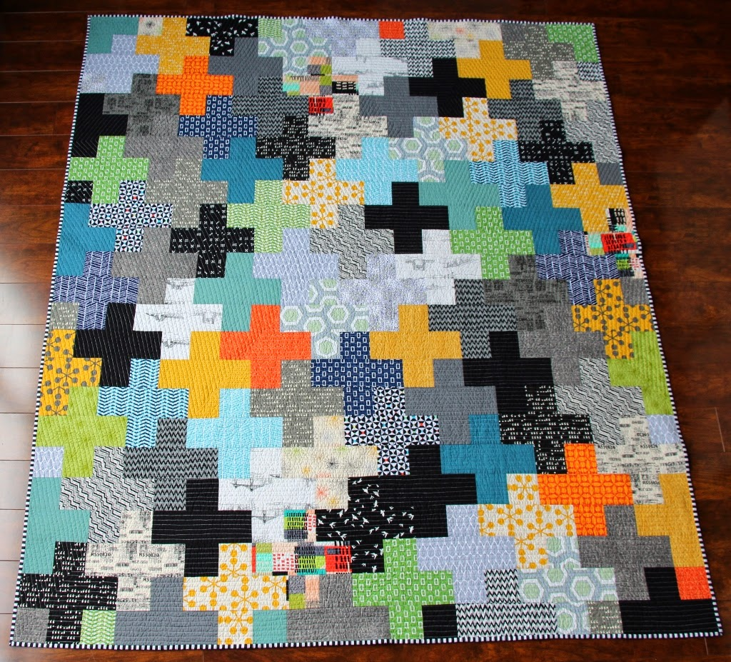 My Quilt Infatuation May 2014