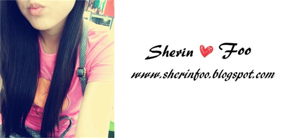 Sherin Foo ♥