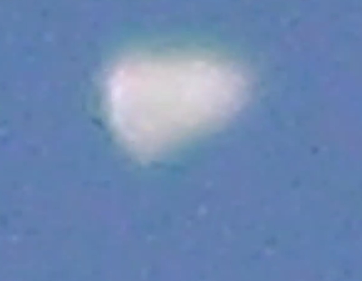 Latest UFO Sightings Glowing UFO Spotted Above Mexico 2015
