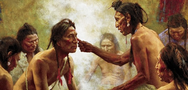 native american medicine and healing methods