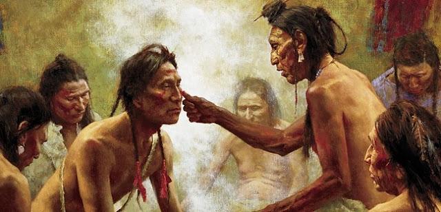 native american medicine and healing methods