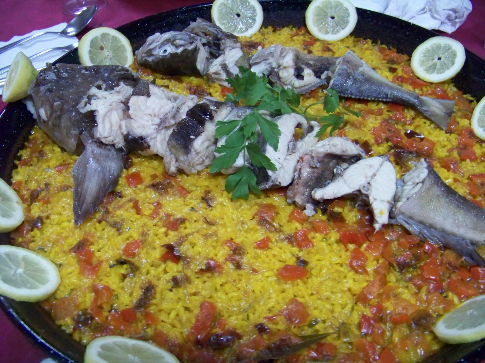 Taller de empleo garrucha restauraci n y turismo arroz - Trabajo en garrucha ...