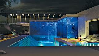 original diseño de piscina
