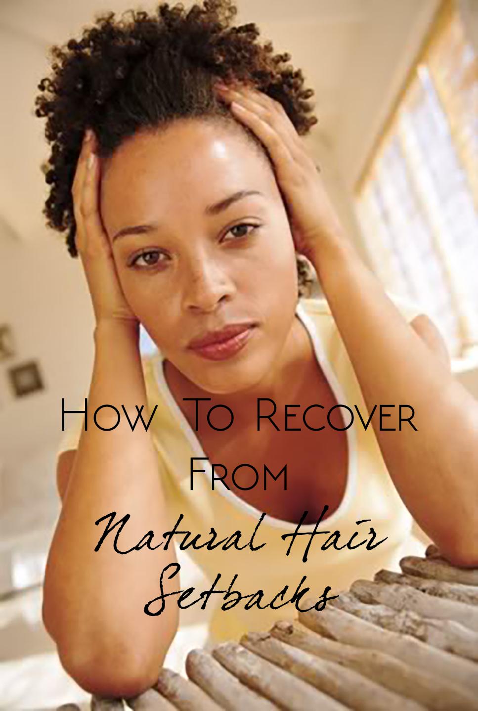 natural hair setbacks