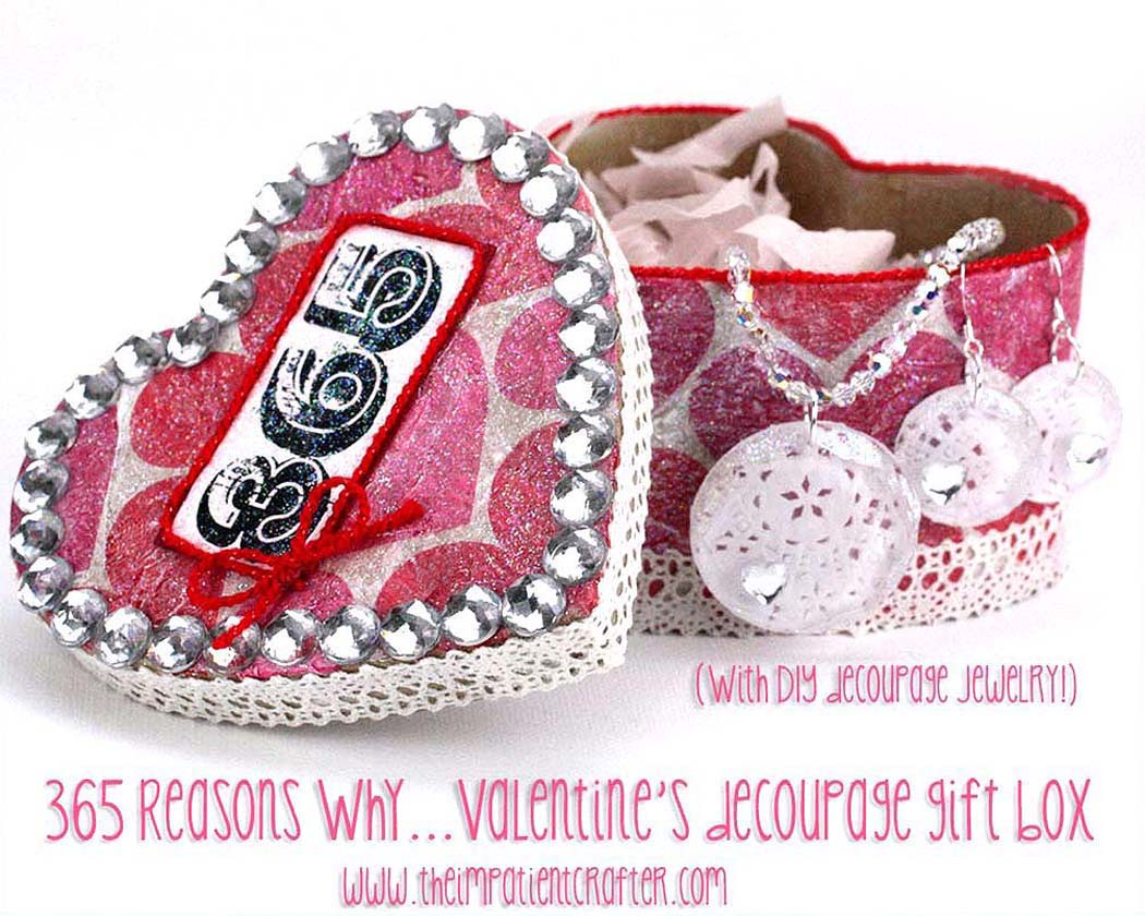 diy valentines gift box - Valentines Gift Boxes