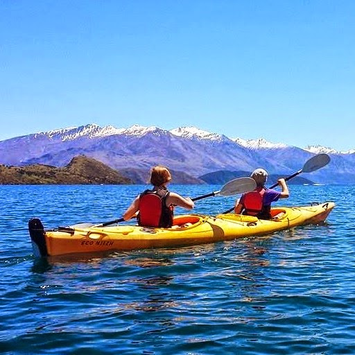 wanaka kayaking