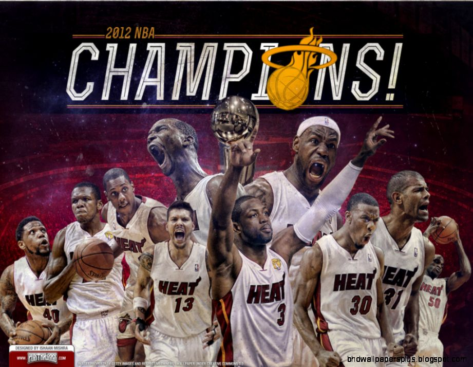 Miami Heat 2012 NBA Champs  Defense over Offense