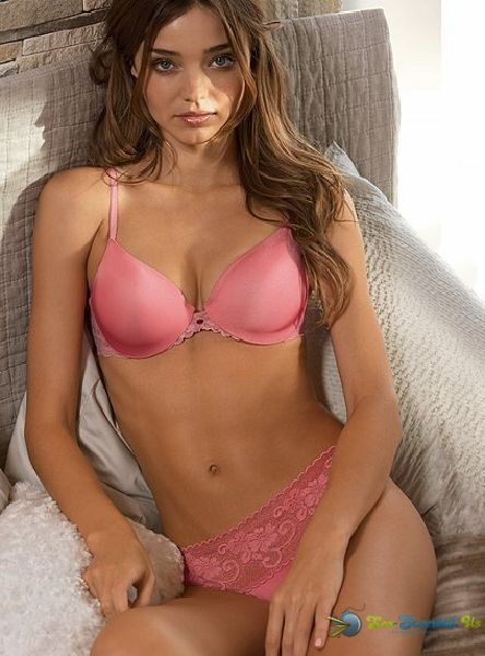 Miranda Kerr Hot Nude – Sexy Victoria's Secret