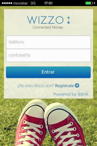Wizzo sur iPhone