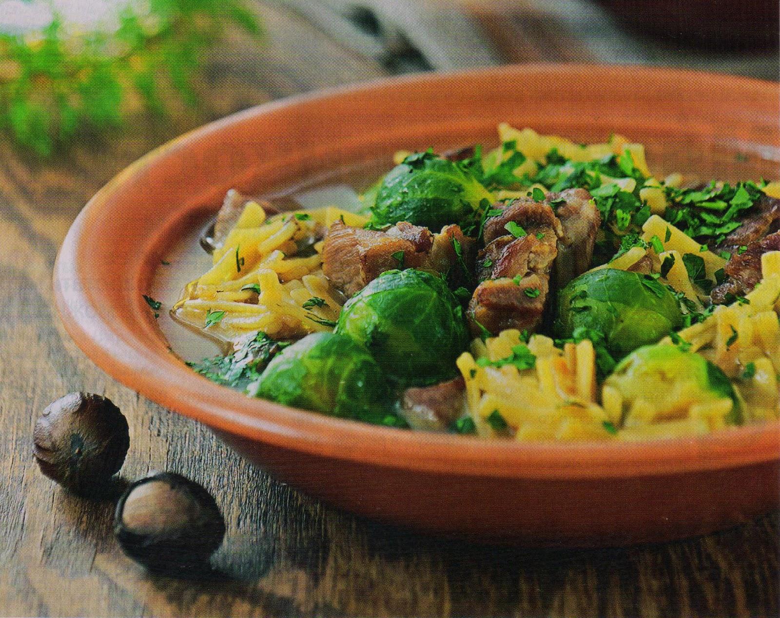 Блюда из брюссельской рецепты с пошагово