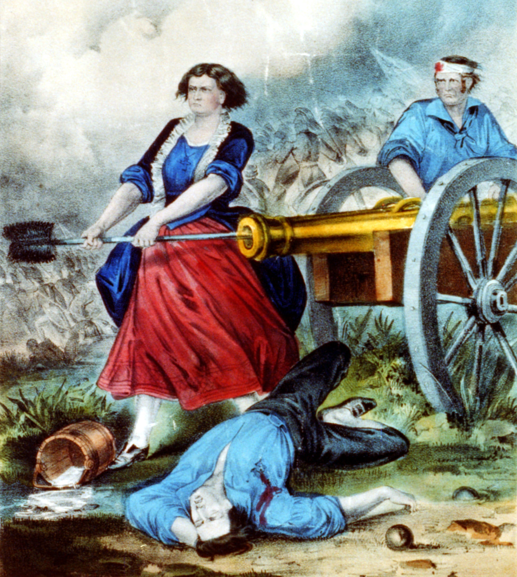 Molly Pitcher Quotes American Revolution Quotesgram