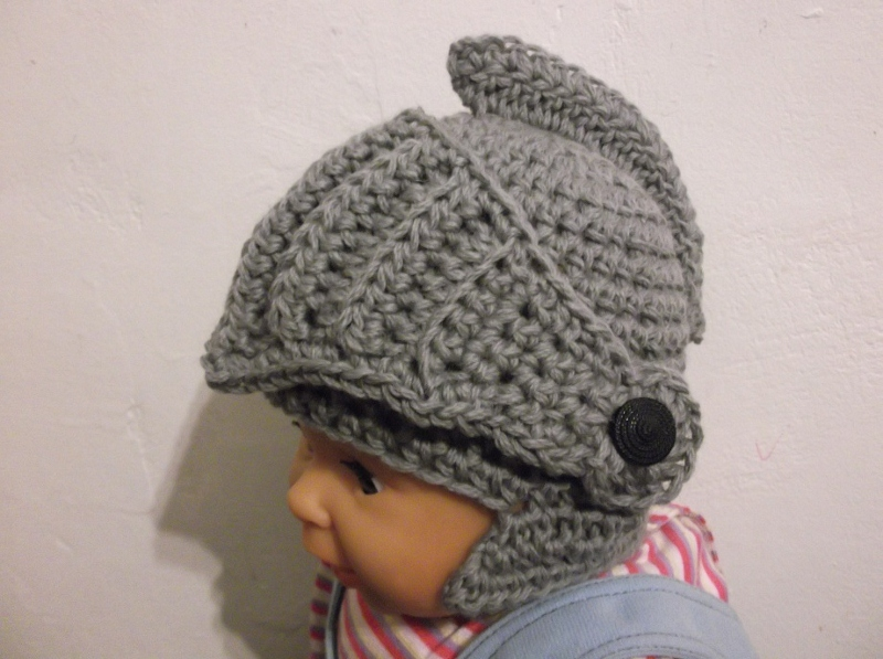 Crochet Knight Helmet : crochet+knight+helmet+pattern.jpg