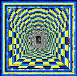 Si las puertas de la percepción se abrieran el mundo se vería tal cual es...INFINITO!