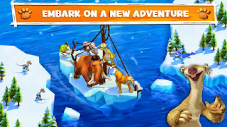 Game Ice Age Adventures MOD APK