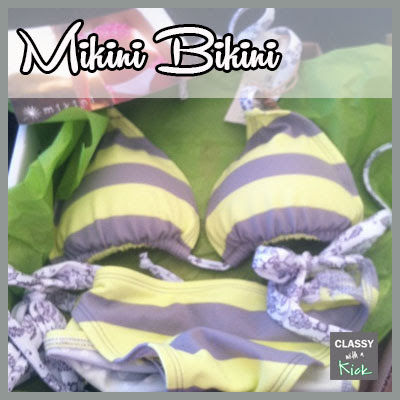 Mikini Custom Bikini