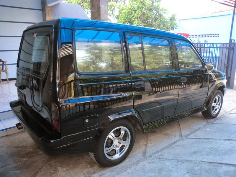 modifikasi mobil isuzu panther miyabi