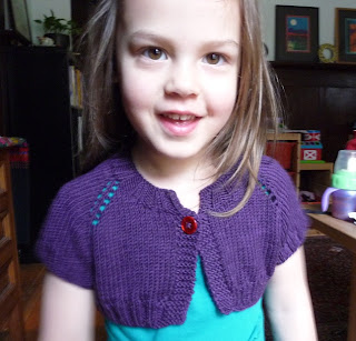 Childrens Shrug Knitting Pattern : KNITTING PATTERN SHRUG CHILD DESIGNS & PATTERNS