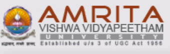 Amrita University MBBS Entrance Exam 2014 Logo