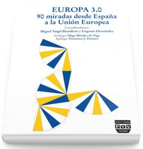 Autor de un artículo en Europa 3.0