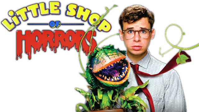 ... do filme Little Shop of Horrors