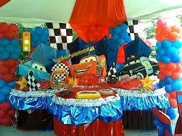 DECORACIONES CON CARS 2 decoracionesparafiestasinfantiles.blogspot.com