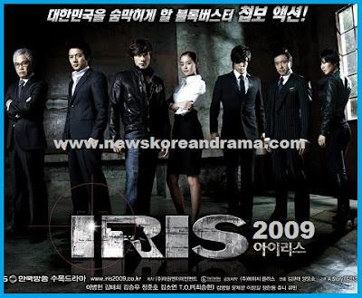 Iris Korean Drama